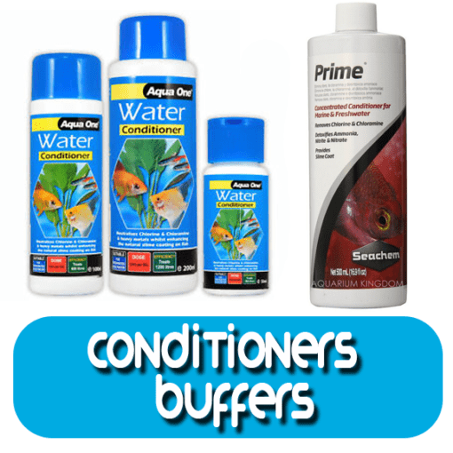 Water Conditioners / Buffers